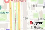 Схема проезда до компании Весёлый Роджер в Санкт-Петербурге