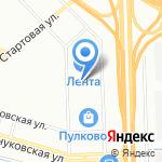 Планета чистоты на карте Санкт-Петербурга