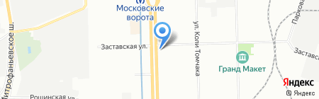 Неофарм на карте Санкт-Петербурга
