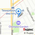 Pft сервис на карте Санкт-Петербурга