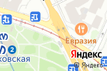 Схема проезда до компании АМ! в Санкт-Петербурге