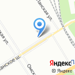 Opaz на карте Санкт-Петербурга