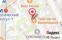 Схема проезда до компании БИЗНЕС ТЕЛЕКОМ в Подольске