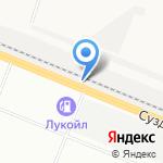 Автомастер на карте Санкт-Петербурга