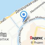 Элит Риэлти Сервис на карте Санкт-Петербурга