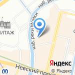 Smartum IT на карте Санкт-Петербурга