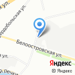 Евроситекс на карте Санкт-Петербурга
