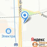 UPRetail на карте Санкт-Петербурга