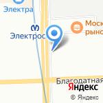 Дисконт на карте Санкт-Петербурга
