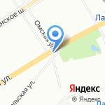 1moyka.ru на карте Санкт-Петербурга