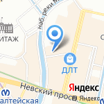 SoHaus на карте Санкт-Петербурга