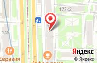 Схема проезда до компании Технотрейд в Санкт-Петербурге