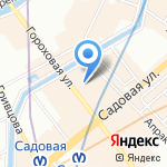 Grishko на карте Санкт-Петербурга