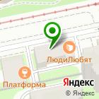 Местоположение компании ГАРМЕНТ ПЛЮС
