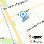 ArtJam на карте Санкт-Петербурга