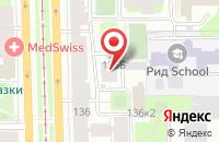 Схема проезда до компании Спецдеталь в Санкт-Петербурге