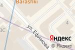 Схема проезда до компании Terra Holiday в Санкт-Петербурге