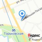 Балтийская коллегия адвокатов им. А. Собчака на карте Санкт-Петербурга