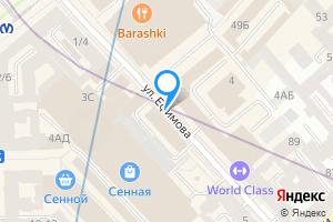 Снять комнату в двухкомнатной квартире в Санкт-Петербурге м. Спасская, улица Ефимова