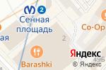 Схема проезда до компании Час Пик в Санкт-Петербурге