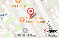 Схема проезда до компании Полипорт в Подольске