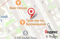 Схема проезда до компании Forbikum в Подольске