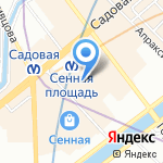 chikipiba ROOM на карте Санкт-Петербурга