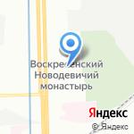 Церковная лавка на карте Санкт-Петербурга