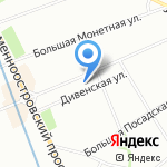 ГУССТ №3 при Спецстрое России на карте Санкт-Петербурга