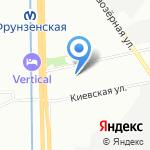 Ремонт СПб на карте Санкт-Петербурга