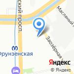 БОМБА-ПИТЕР на карте Санкт-Петербурга