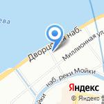 NERPA на карте Санкт-Петербурга