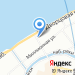 Headbusters в Тайге на карте Санкт-Петербурга