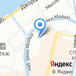 Детский сад №22 комбинированного вида на карте Санкт-Петербурга