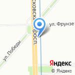 Olympicbody на карте Санкт-Петербурга
