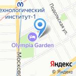 Школа №5 на карте Санкт-Петербурга