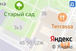Схема проезда до компании Центр социальной реабилитации инвалидов и детей-инвалидов Центрального района в Санкт-Петербурге