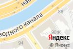 Схема проезда до компании Лё Шантиль в Санкт-Петербурге