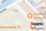 Схема проезда до компании СПб Центр Учета и Аудита в Санкт-Петербурге