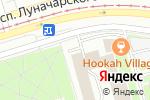 Схема проезда до компании Автоцентр в Санкт-Петербурге