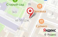 Схема проезда до компании Международный Центр Арабской Культуры в Санкт-Петербурге