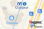 Схема проезда до компании ЕВРОПА в Санкт-Петербурге