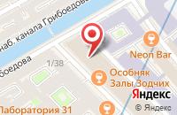 Схема проезда до компании Компания Эго Транслейтинг в Санкт-Петербурге