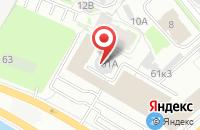 Схема проезда до компании Алверса в Санкт-Петербурге
