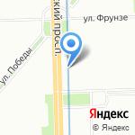 Мобильный Век на карте Санкт-Петербурга