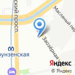 Ttsport на карте Санкт-Петербурга