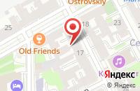 Схема проезда до компании Библиополис в Санкт-Петербурге