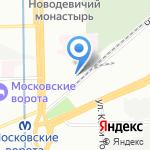 ЗнакПро на карте Санкт-Петербурга