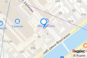 Сдается комната в восьмикомнатной квартире в Санкт-Петербурге м. Спасская, улица Ефимова, 5