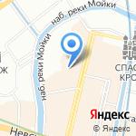 Stay Simple на карте Санкт-Петербурга